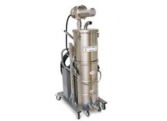 易爆金属粉尘专用吸尘器 SS-IT (85L) EX (CFE) HEPA WET (WATER) MIX