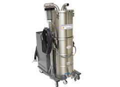 金属抛光业用防爆吸尘器